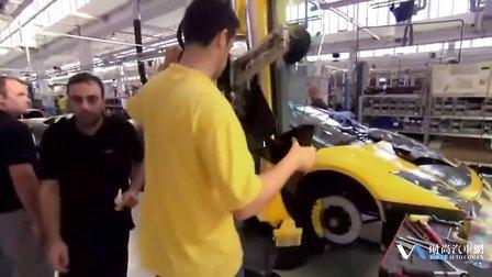 超级工厂世:兰博基尼超级跑车介绍 高清中文字幕