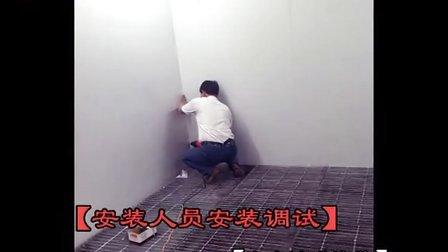 111环保家具喷烤漆房案例