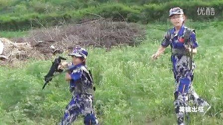 中国小海军六一巨献——英雄出征