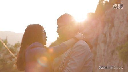 XuanFilm 婚前微电影《终于等到你》  (太原婚礼跟拍  太原婚礼微电影)