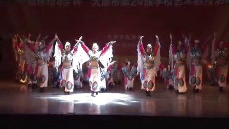 太原科中舞蹈《鸿雁》