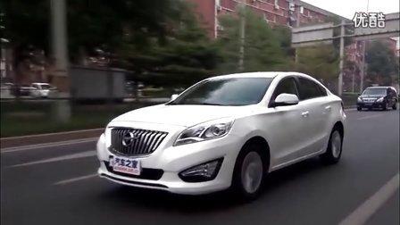 汽车之家闫闯试驾海马汽车福美来M5视频