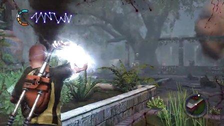 天然卷发《声名狼藉2》正义线游戏解说视频第三期