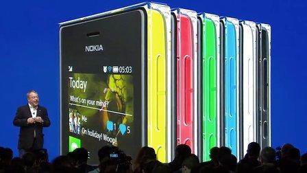 诺基亚 Nokia X 发布会