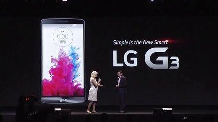 LG G3 伦敦发布会