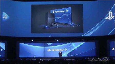 索尼 E3 2014 游戏展发布会