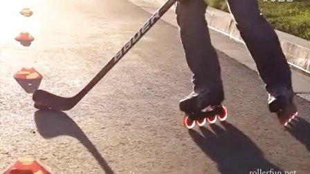 脚尖上的轮滑:Bauer 第三季