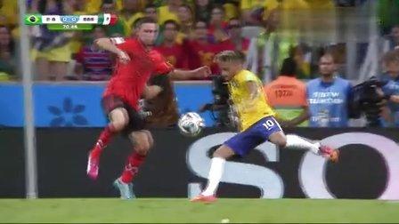 巴西世界杯:巴西.vs.墨西哥(下半场,粤语版)
