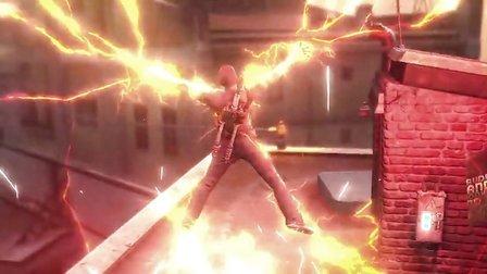 天然卷发《声名狼藉2》邪恶线游戏流程视频第四期(无解说)