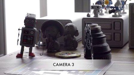 索尼 SONY FS700 F3 F55 a7S四款机型S-Log模式下拍摄画面对比