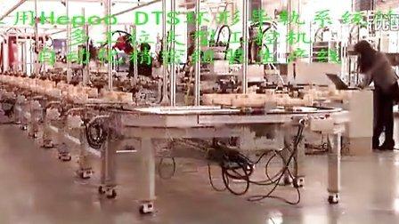 高精密环行线|大型多工位自动化循环装配线