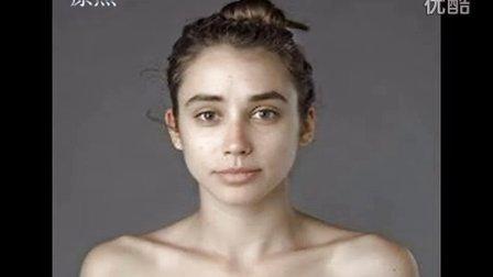 美国记者Esther Honig一张自拍照PS的世界20国版美女