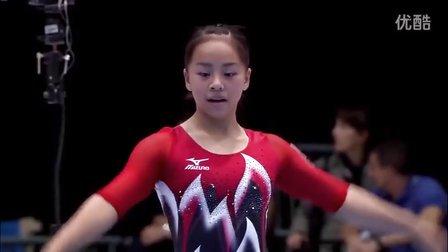 【2013世锦赛】自由操决赛  村上茉爱