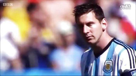 01-07-2014巴西世界杯阿根廷1-0瑞士 BBC终场小段(很喜欢这剪辑)
