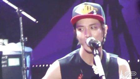 【Dana自拍】20140615CNBLUE上海演唱会全场视频