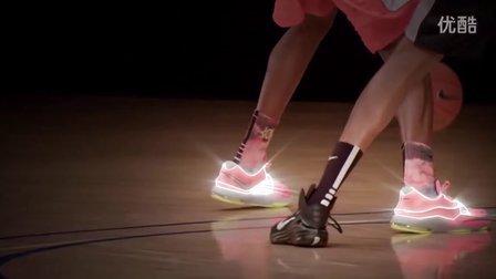 杜兰特全新战靴 KD7 超酷广告 顶级杰作