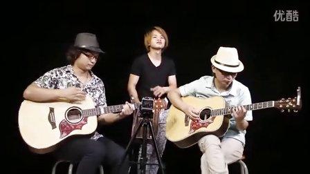 老男孩 猛龙过江 筷子兄弟 吉他弹唱  鬼手乐器 鬼手吉他 小苹果 星爱音乐