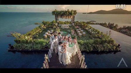 幸福婚礼 Feng Lou  Qing Lu Wedding (Amazing Group)