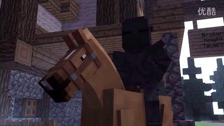 [Youtube]-Minecraft 把干草给马