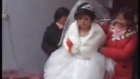 【三】河南省商丘市柘城县皇集乡张集村,张军伟和胡艳华结婚录像