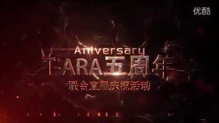 T-ARA五周年庆联合饭制