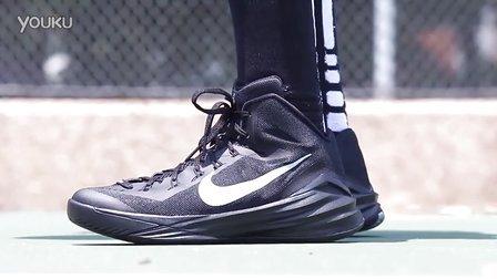 延续传奇,Nike Hyperdunk 2014 篮球鞋 实战评测