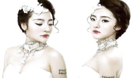 韩式新娘盘发发型 最新最全面的编发盘发视频教程
