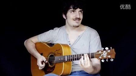 【指弹 吉他】欧美流行曲、电影、电视及游戏配乐