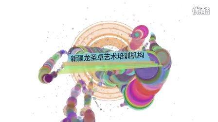 龙圣卓艺术培训机构罗瑞强头像素描