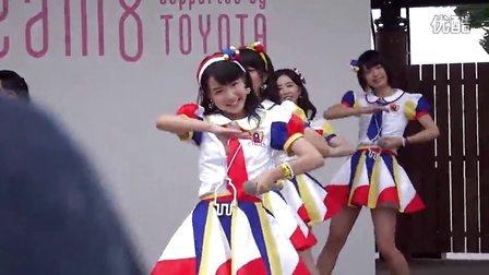 AKB48 Team8「恋する充電プリウス」※本田仁美Center
