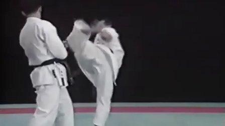 西村誠二 競技組手 技法 - 蹴技 (Keri-Waza)
