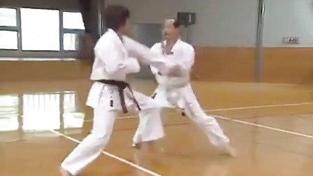西村誠二 競技組手 理論・実践技法4