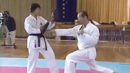 西村誠二 競技組手 理論・実践技法6