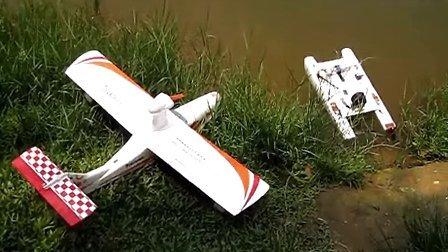 64涵道 救援船 水上飞机伙伴