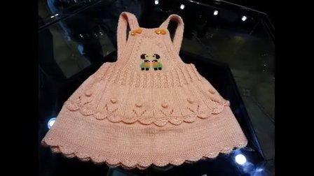 依可爱纯手工编织--可爱背带裙全集
