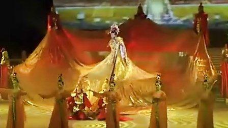《重回大唐》《绒花》《桃花扇》—欧阳青杭州东坡演出视频