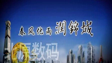 2014年6月春风化雨润锦城