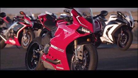 超级摩托车大战 阿普里亚RSV4 vs 奥古斯塔F4RR vs 杜卡迪1199
