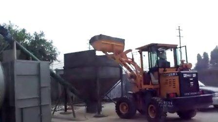 广西625沙子烘干机运行视频3