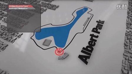 F1布雷博制动真相 - 2014年澳大利亚墨尔本