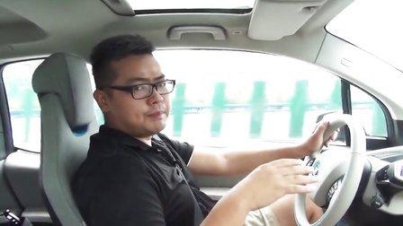 好购汽车 试驾宝马BMW2014款i3纯电版【025】-好购汽车
