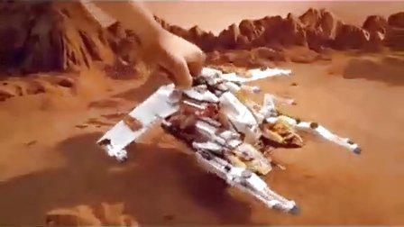 乐高火星超音速战机