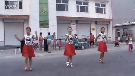 禹城市安仁镇小坡广场舞  微信爱