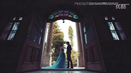 PROCOLOR[朴卡]作品:环球婚纱之旅厦门鼓浪屿跟拍总监版