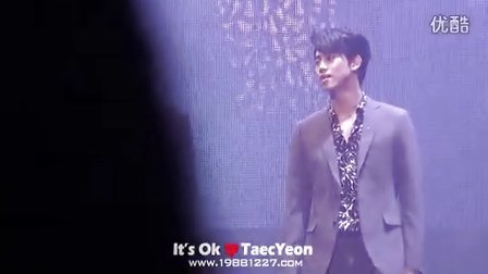 ≮It's Ok≯140810 JYPN in Seoul.NO GOODBYE.Taec