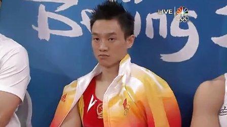 2008奥运会 体操男子个人全能决赛 下