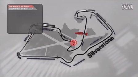F1布雷博制动真相 - 2014年英国银石