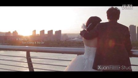 XuanFilm 婚礼微电影《只因为你》  (太原婚礼跟拍  太原婚礼微电影)