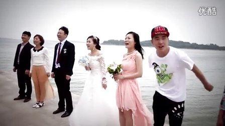 2014.6.3 洋姐终于嫁人啦 来自青岛 人生中最美好的一天【青橙映画】