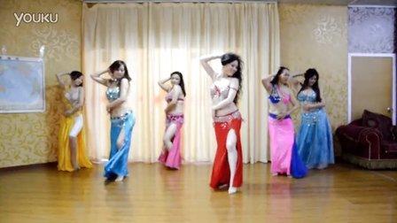 洛拉肚皮舞教练班初级学员-shushushu-上海肚皮舞培训
